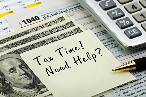 Tax Time Assistance